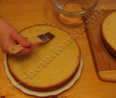 Пирог невский рецепт с