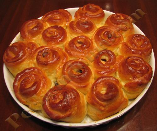 Дрожжевые пироги с начинкой рецепты с фото