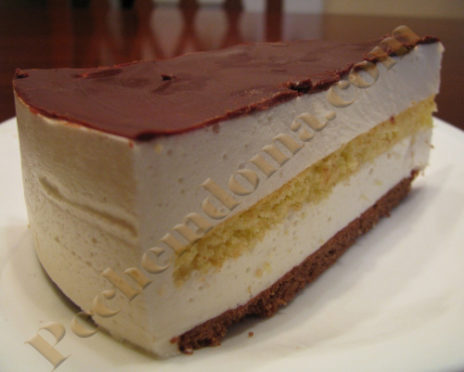Торт з маскарпоне рецепт фото